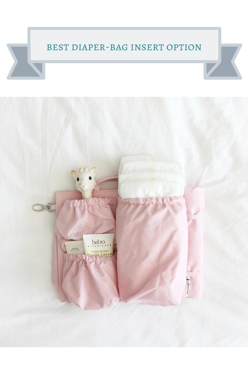 best diaper-bag insert option