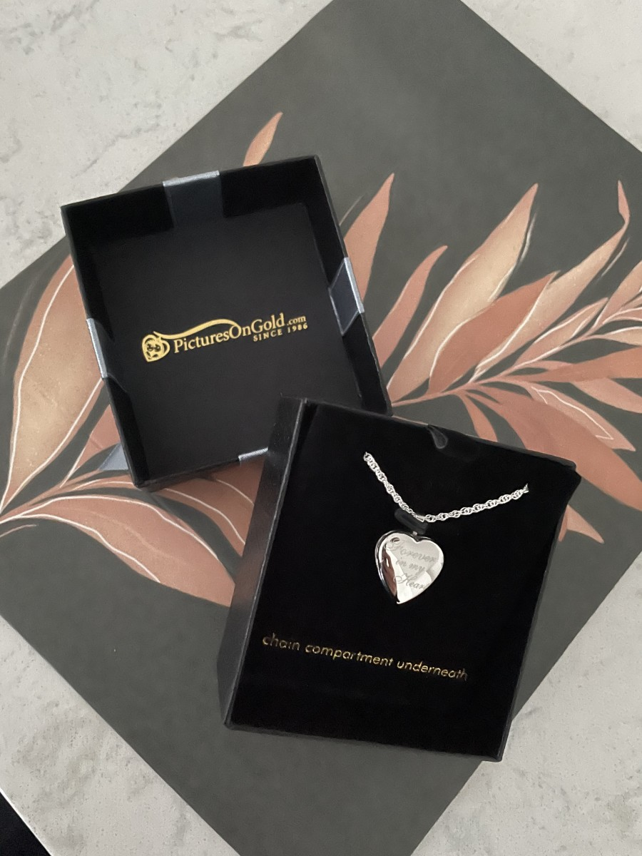 Personalize a Perfect Valentine's Locket