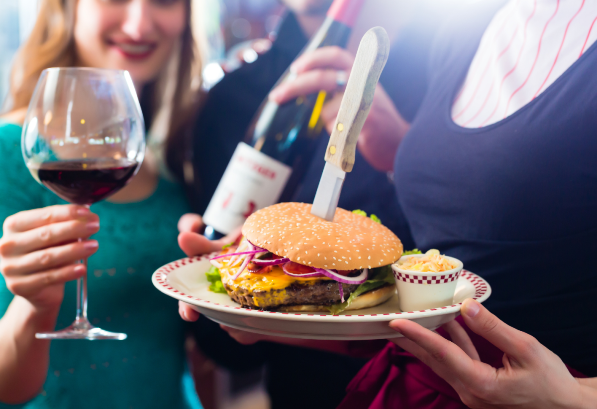 Things That Pair Beautifully Beaujolais and Burgers
