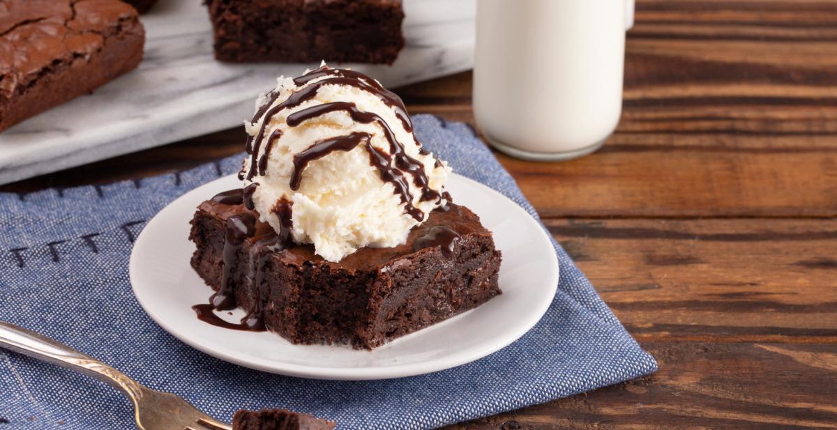 Coffee Brownie Sundae Recipe