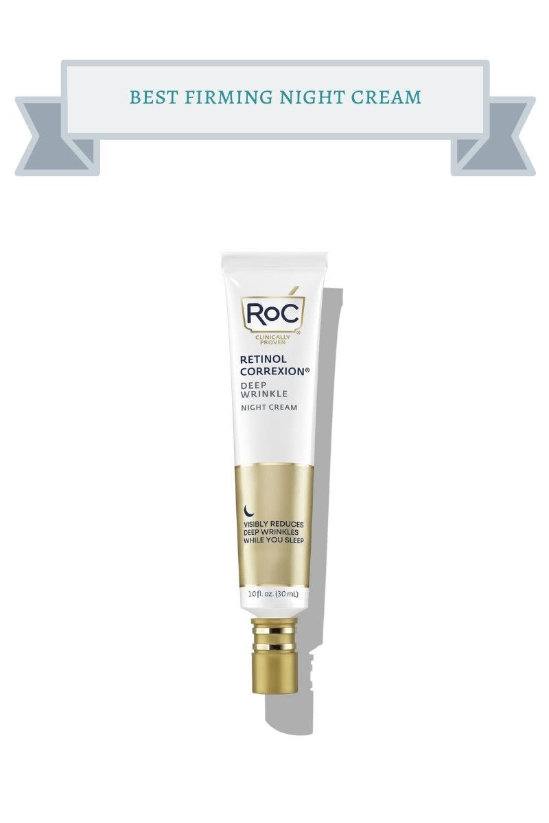 best firming night cream