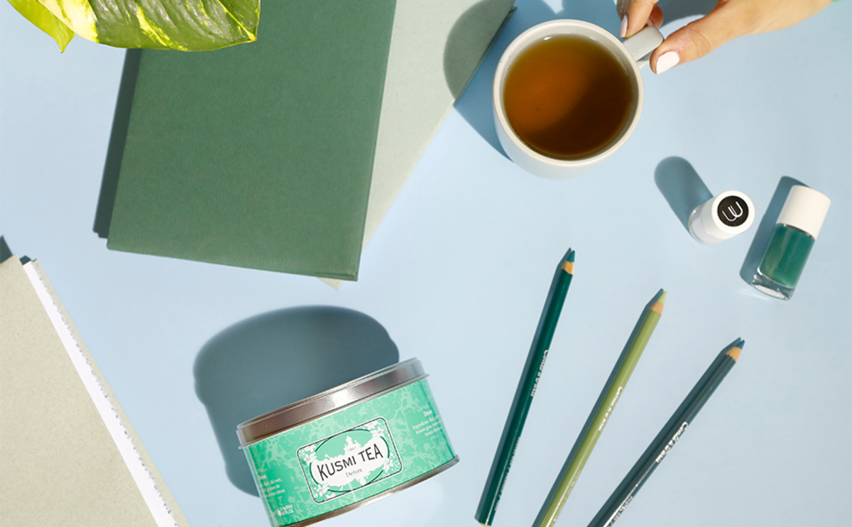 Plan a Green Tea Detox