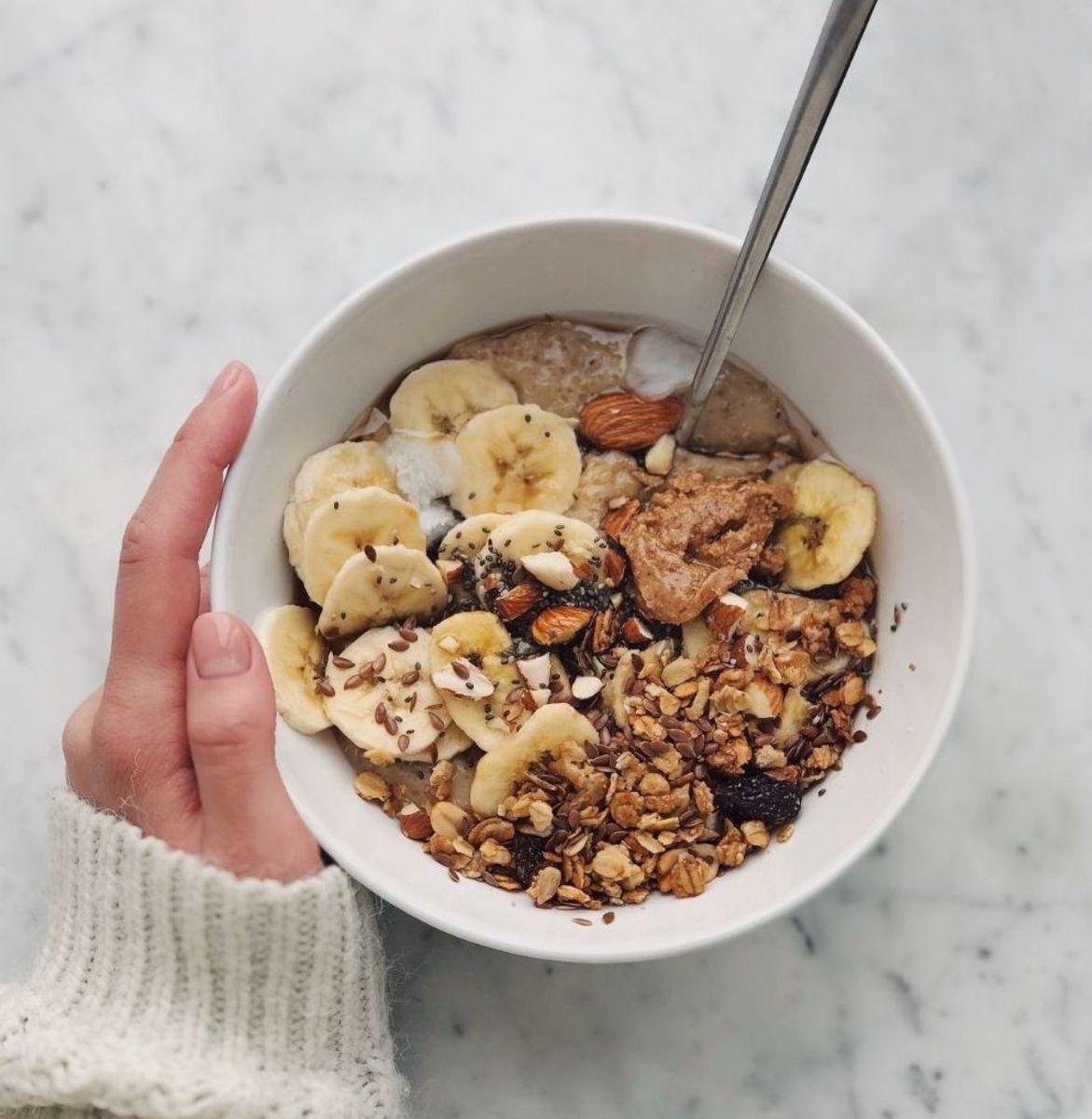 Healthy Breakfast Ideas for Moms