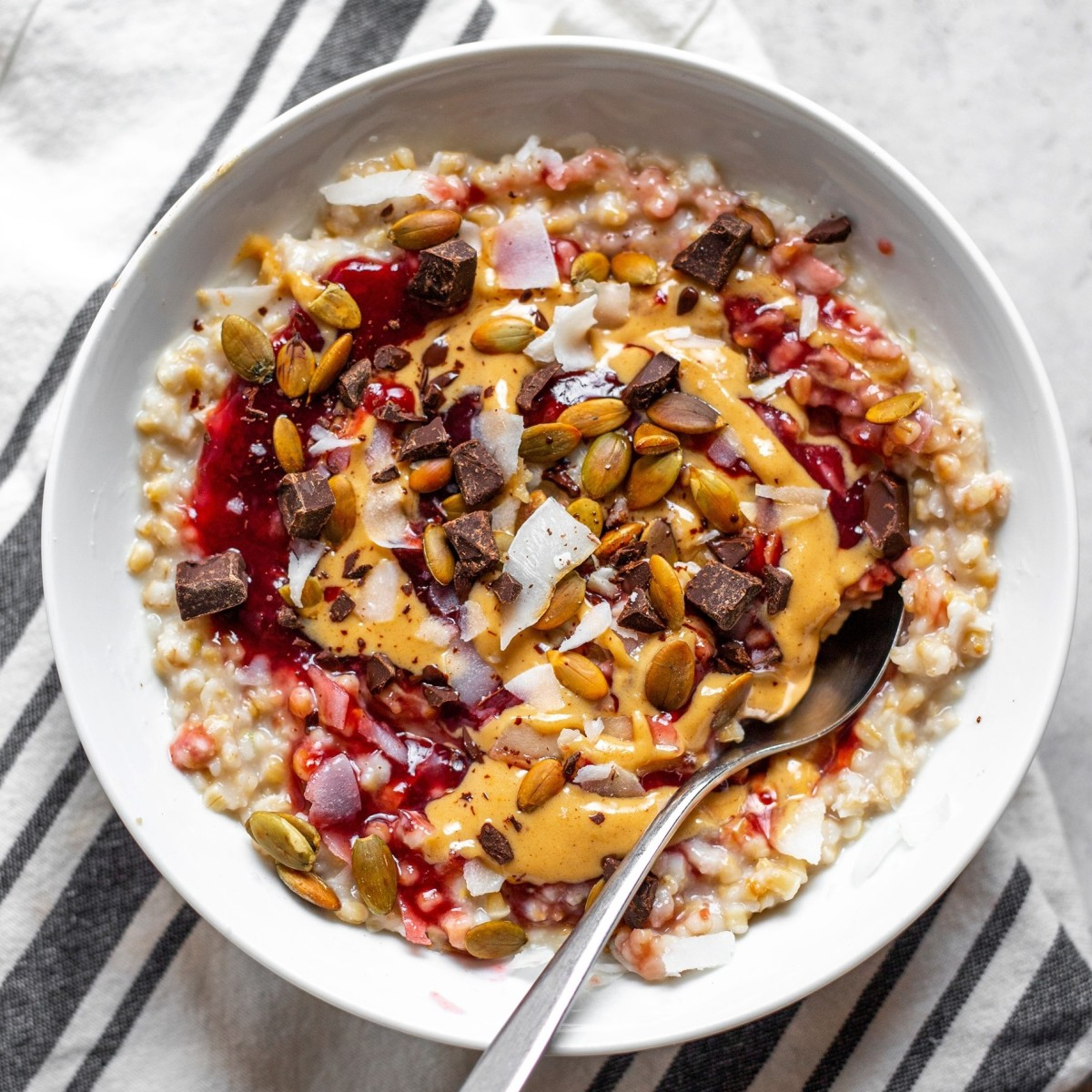 Simply Breakfast Challenge from Good Food Made Simple