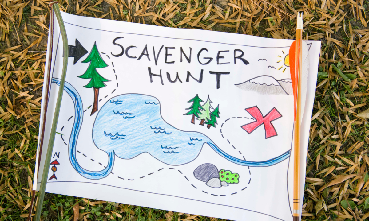 Fun Outdoor Scavenger Hunt Ideas