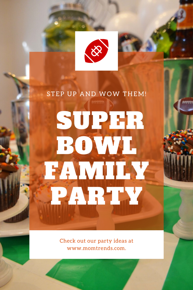 How to Throw a Game Day Party the Whole Family Will Enjoy