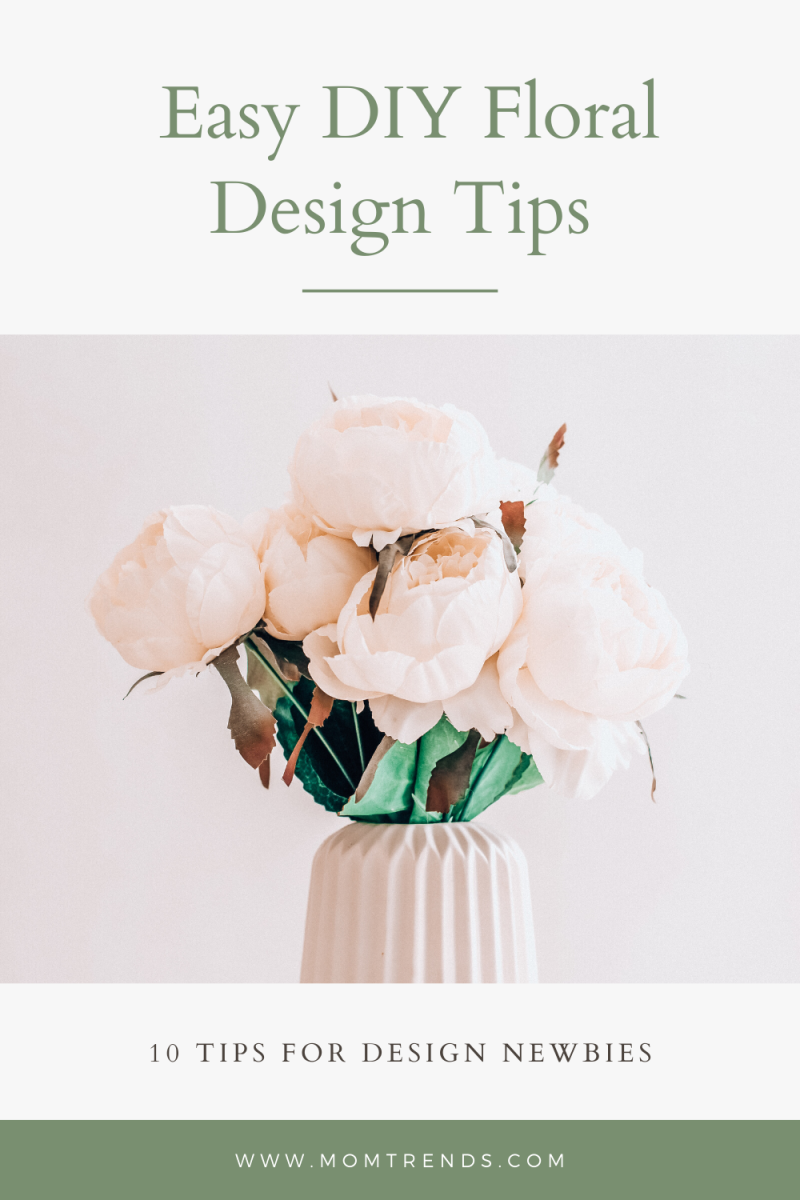We Found Easy DIY Floral Design Tips