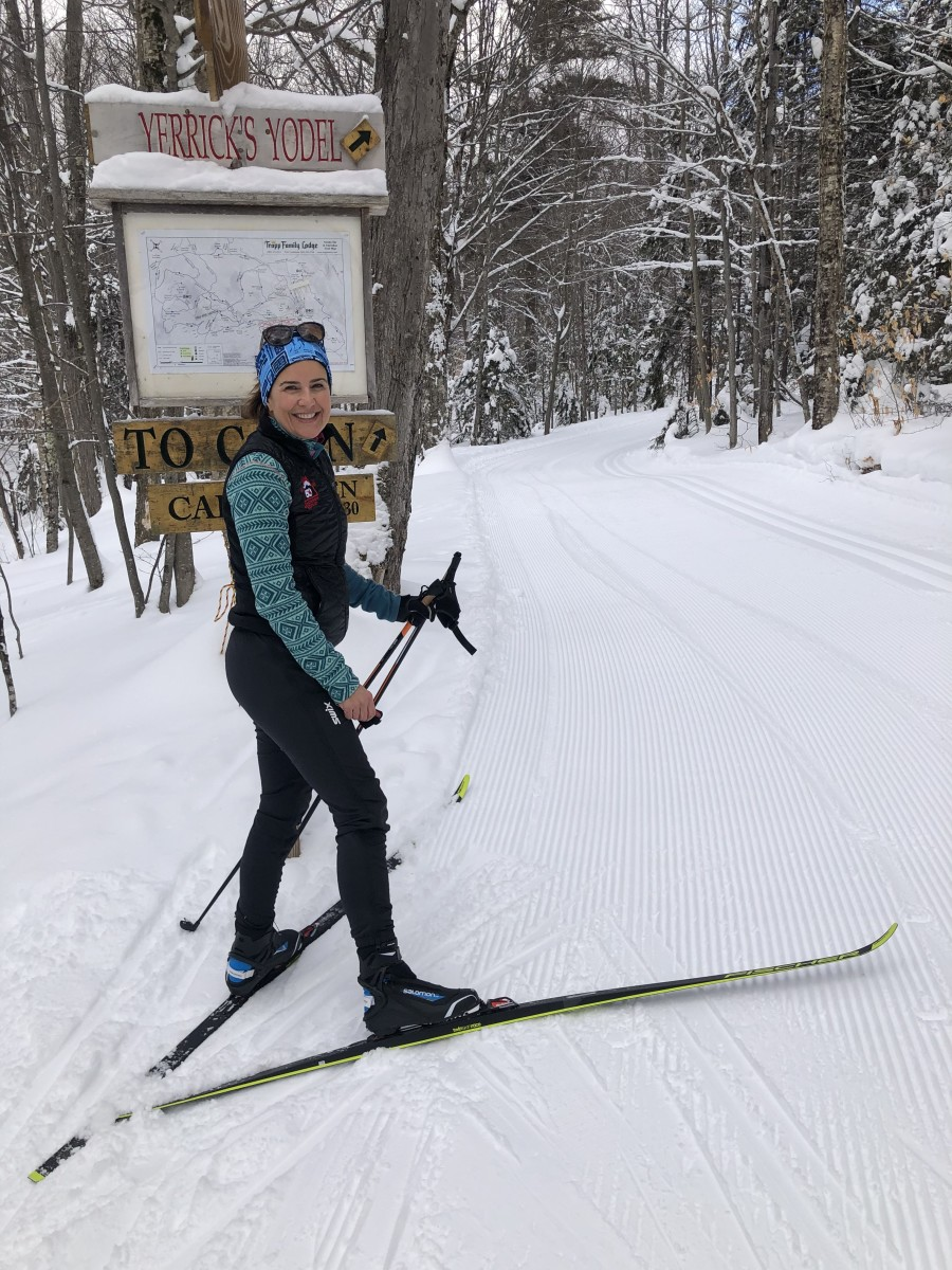 Why We Love The Trapp Family Lodge for Cross Country Skiing