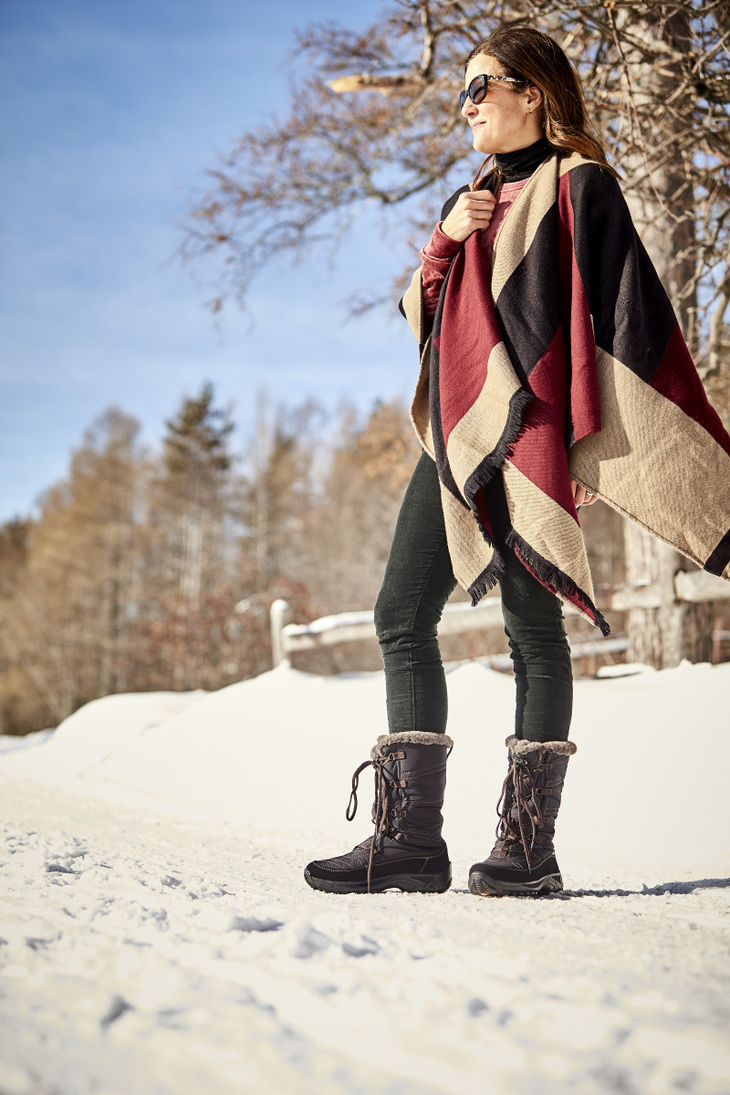 Naot Boots for a Warm Stylish Winter