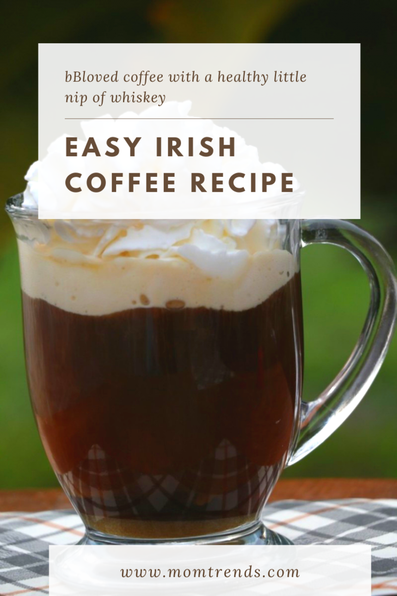 Easy Irish Coffee Recipe