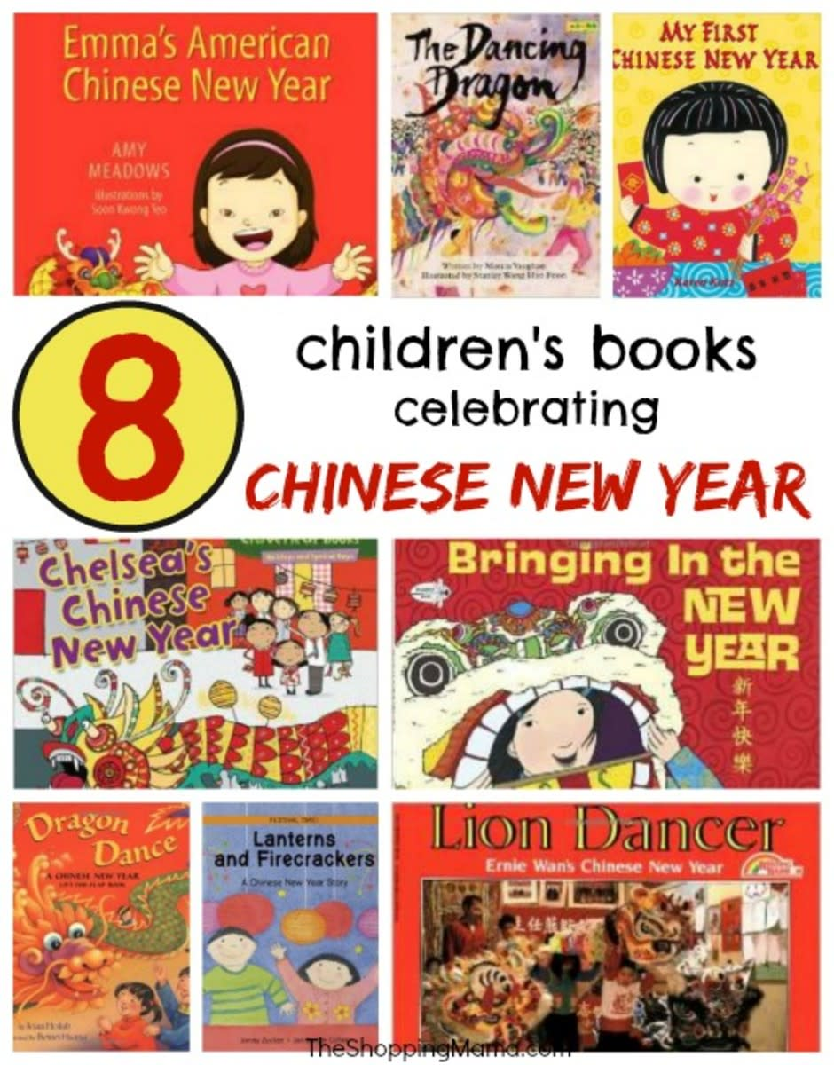 Celebrate Chinese New Year with your kids