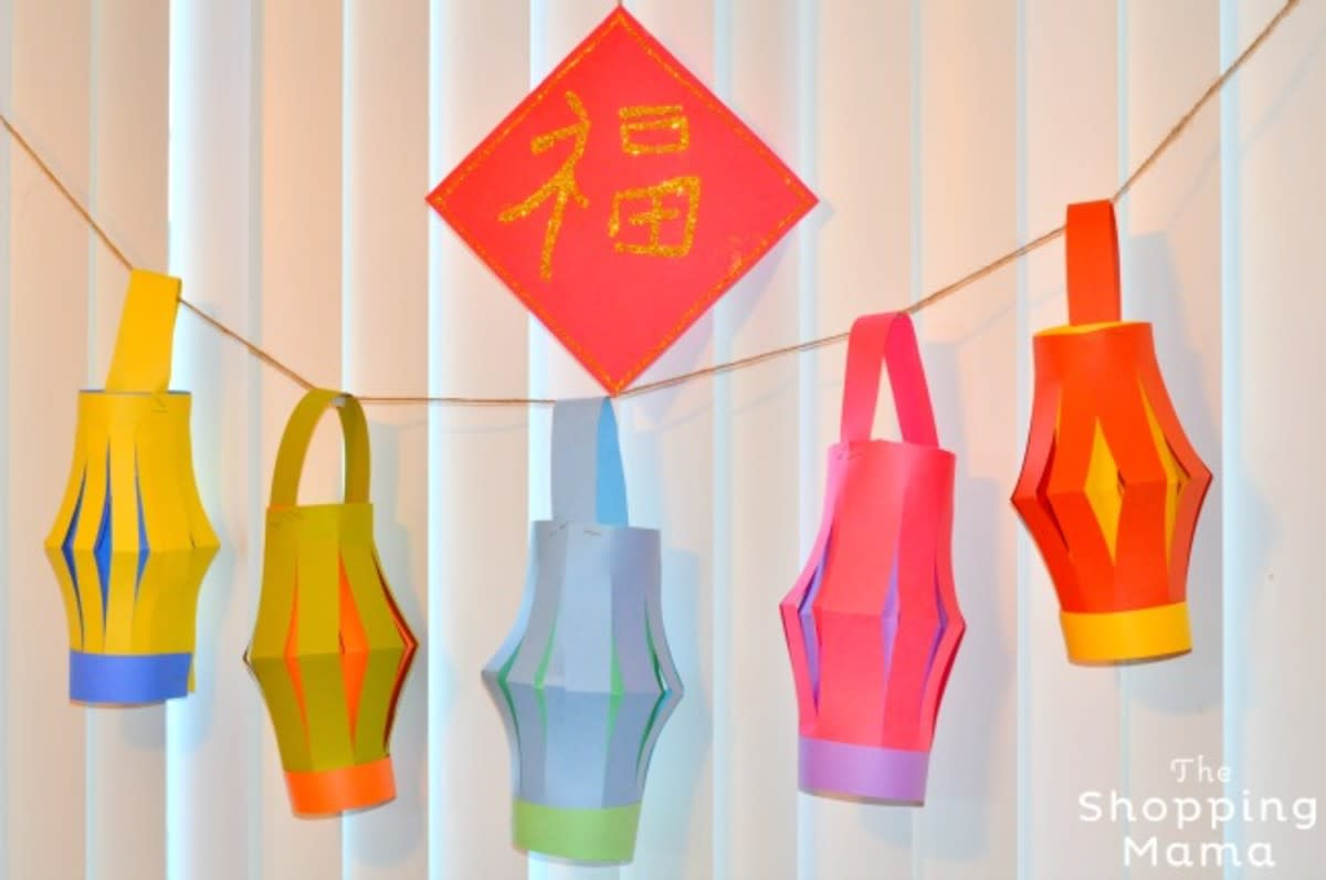 Celebrate Chinese New Year with Kids