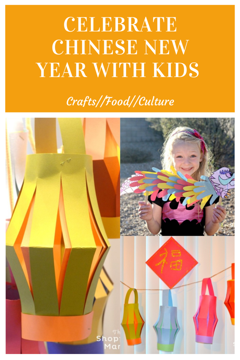 Celebrate Chinese New Year with your kid