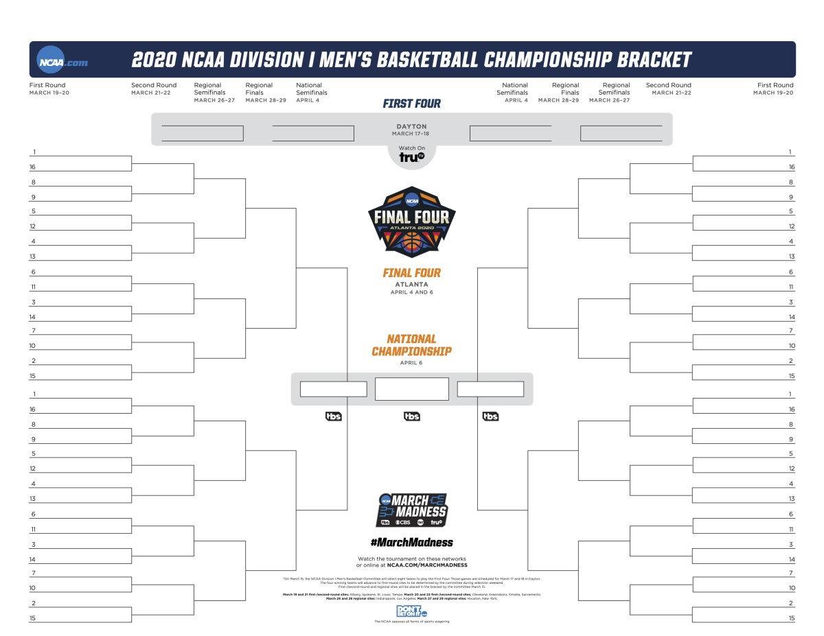 5 Tips for Picking March Madness Brackets