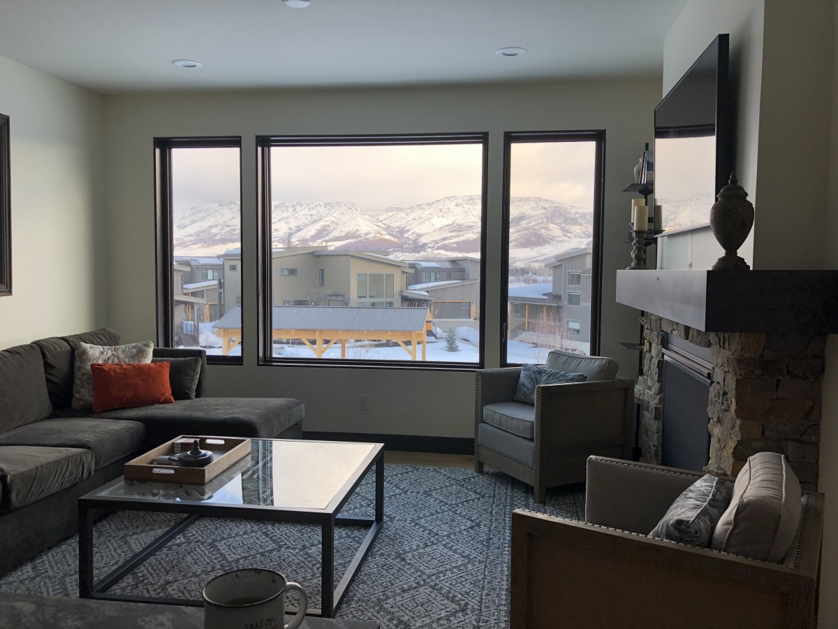 Mountain Luxury Lodging Eden Utah