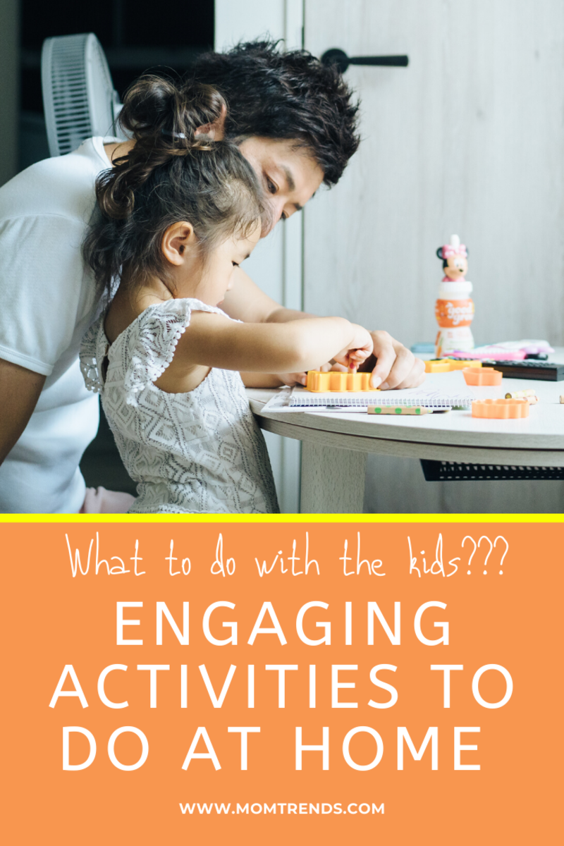 A Growing List of Engaging Activities to Do at Home