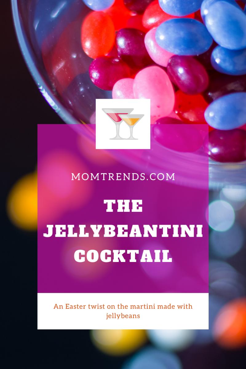 The jellybeantini cocktails recipe