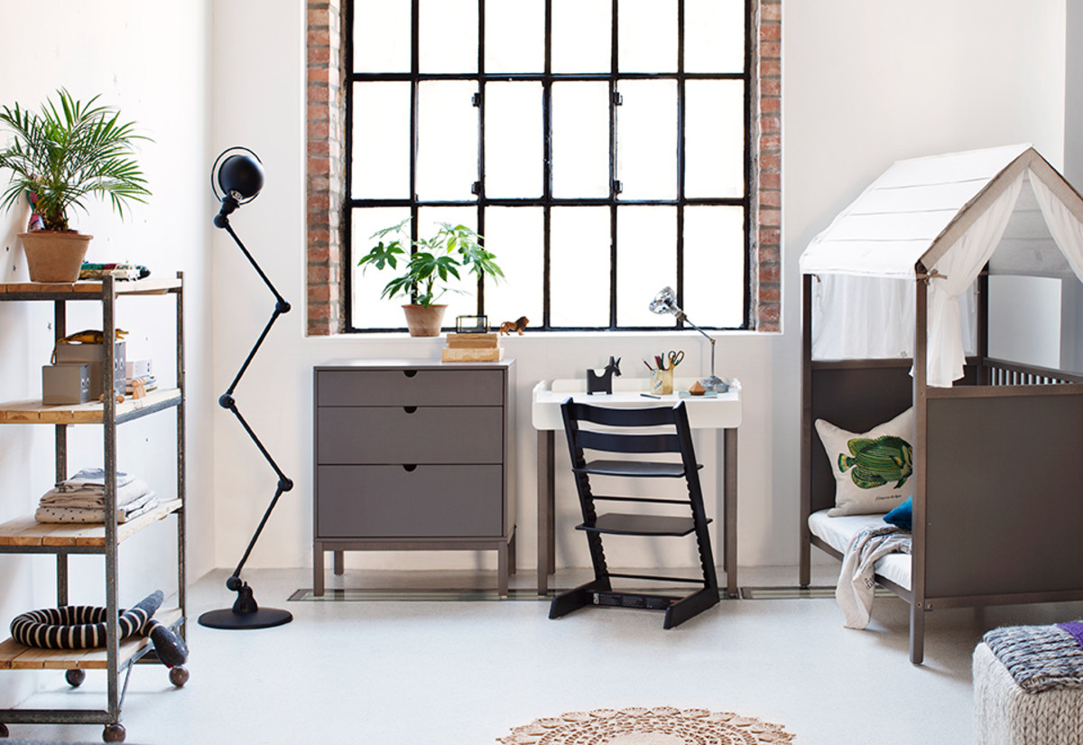 Stokke Home: Little Nursery with Big Possibilities