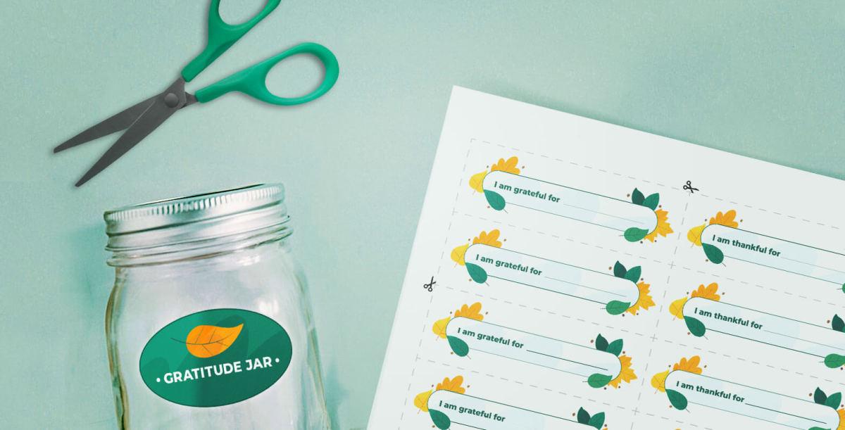 Printable Gratitude Activities for Kids