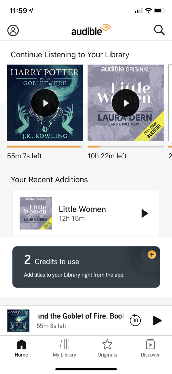 Getting Your Family Started with Audible 3