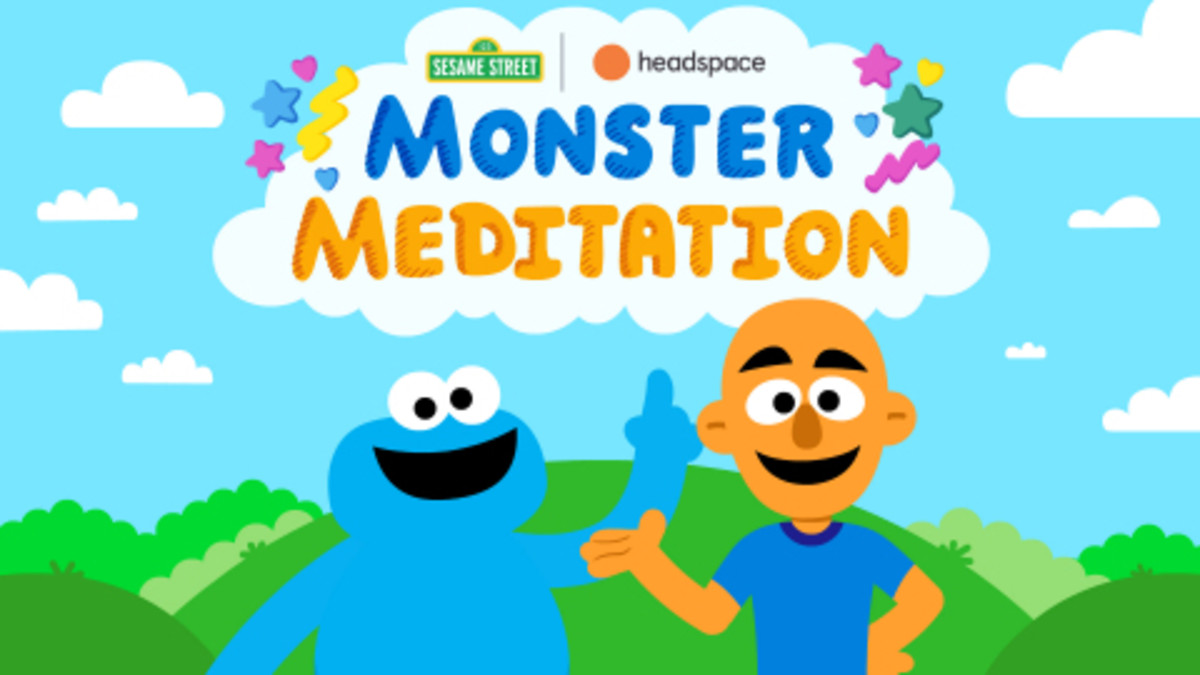 Monster Meditation for Kids to Find Stress Relief