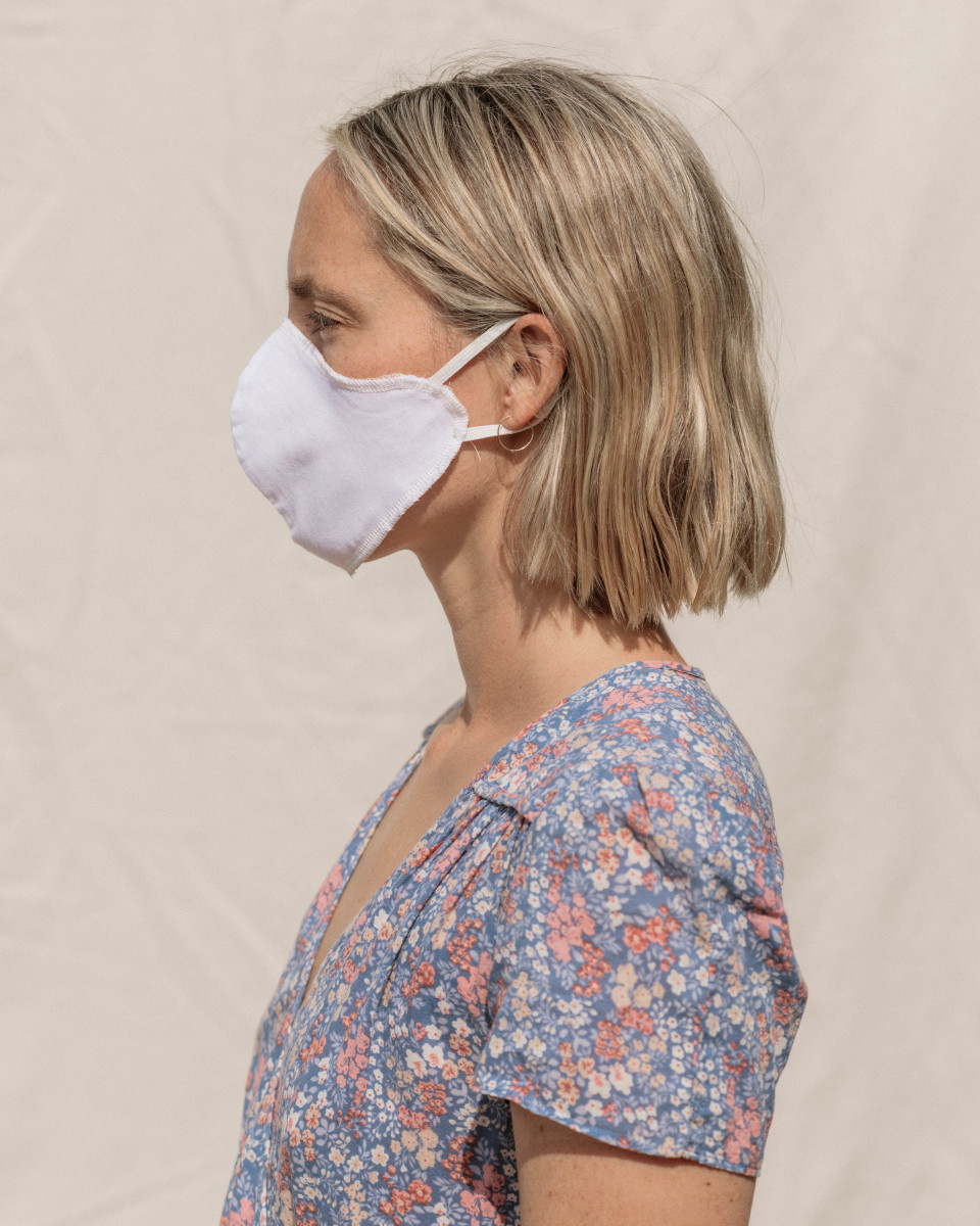 Staying Safe at Home Pre-made Face Mask Resources