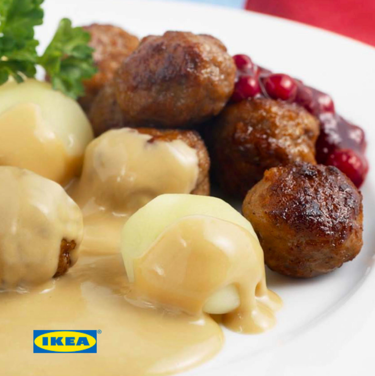 The Iconic Ikea Swedish Meatball Recipe