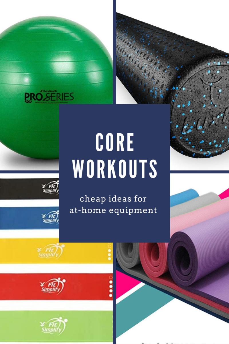 Core Essentials for Your at Home Workout