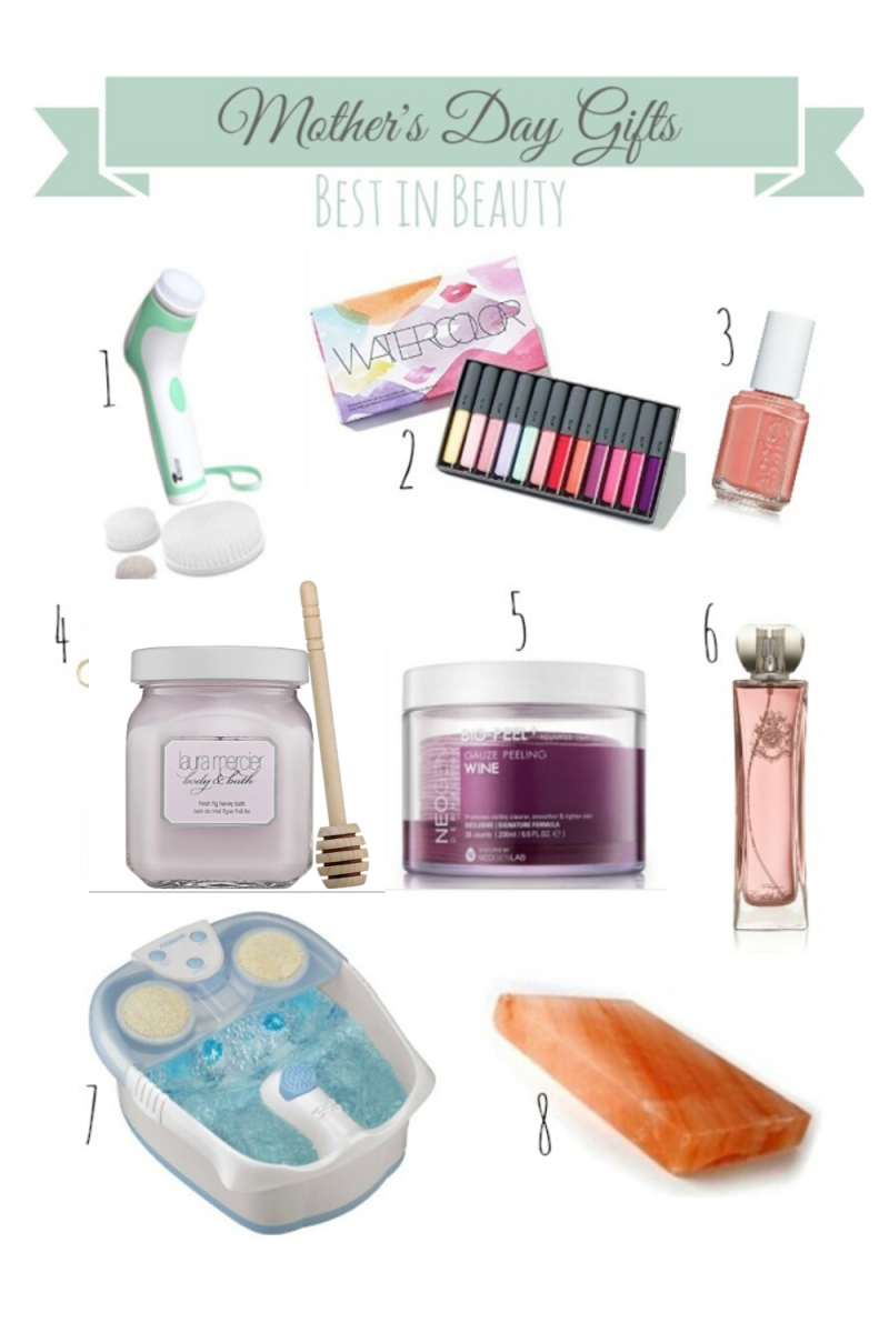 Mother's Day Gifts: Best in Beauty