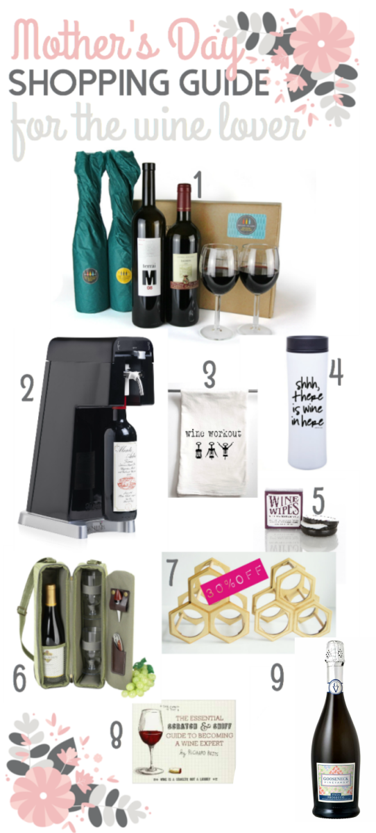 Mother's Day for Wine Lovers