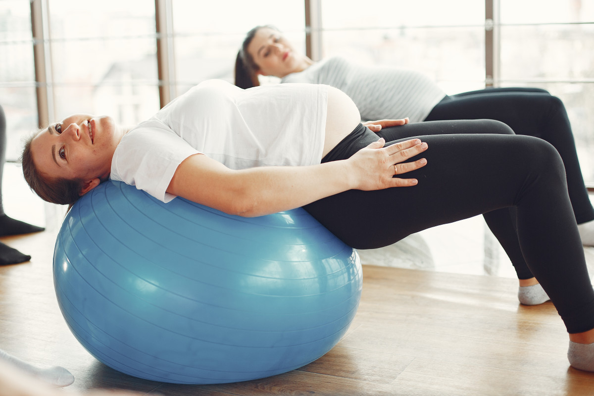 How Exercise Can Give You a Healthy, Happy Pregnancy