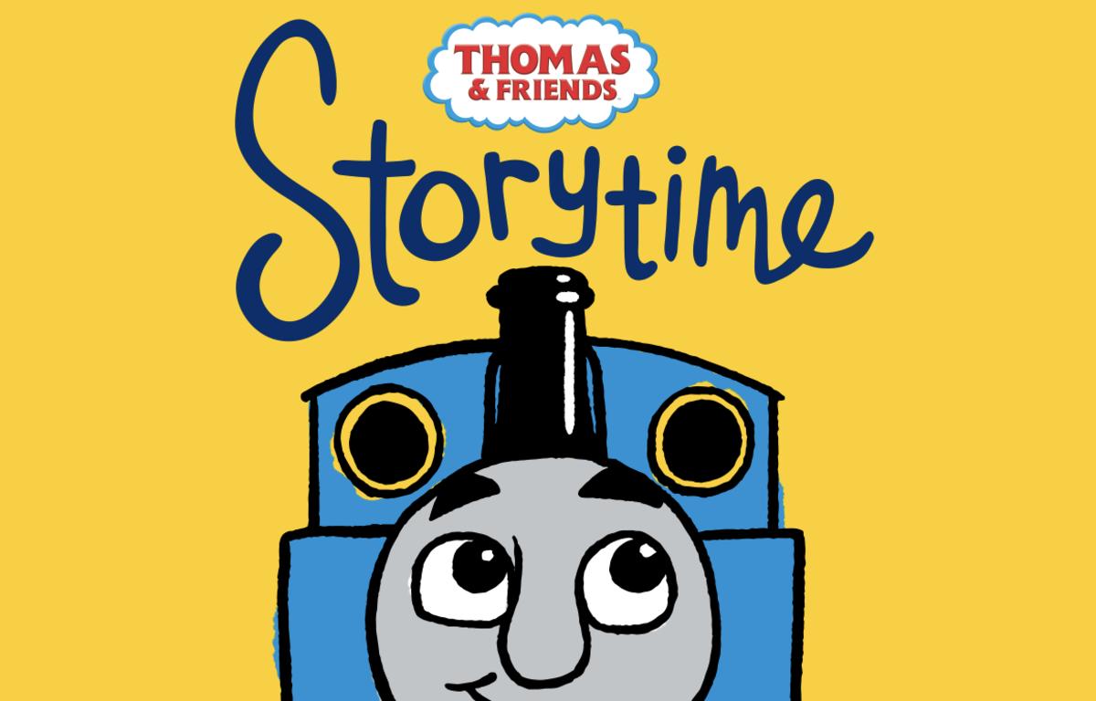 Thomas the Train Celebrates a Birthday