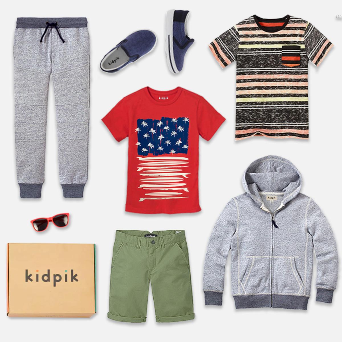 Summer Fashion for Boys