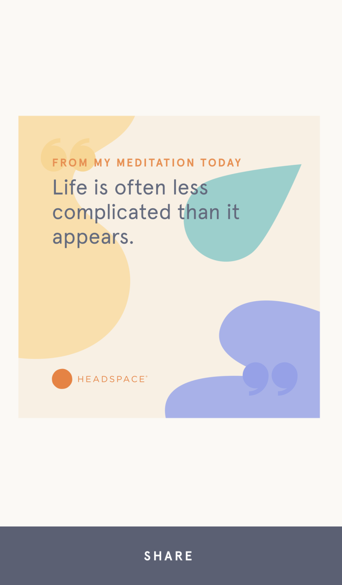 Celebrate World Meditation Day with headspace