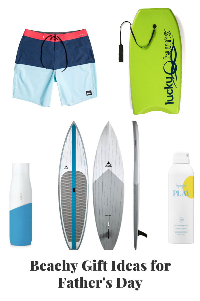 Beachy Father's Day Gifts