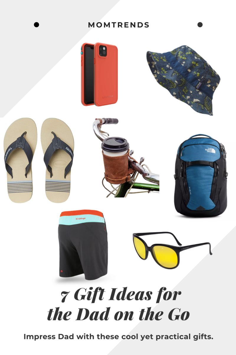 Gift ideas for the Dad on the Go