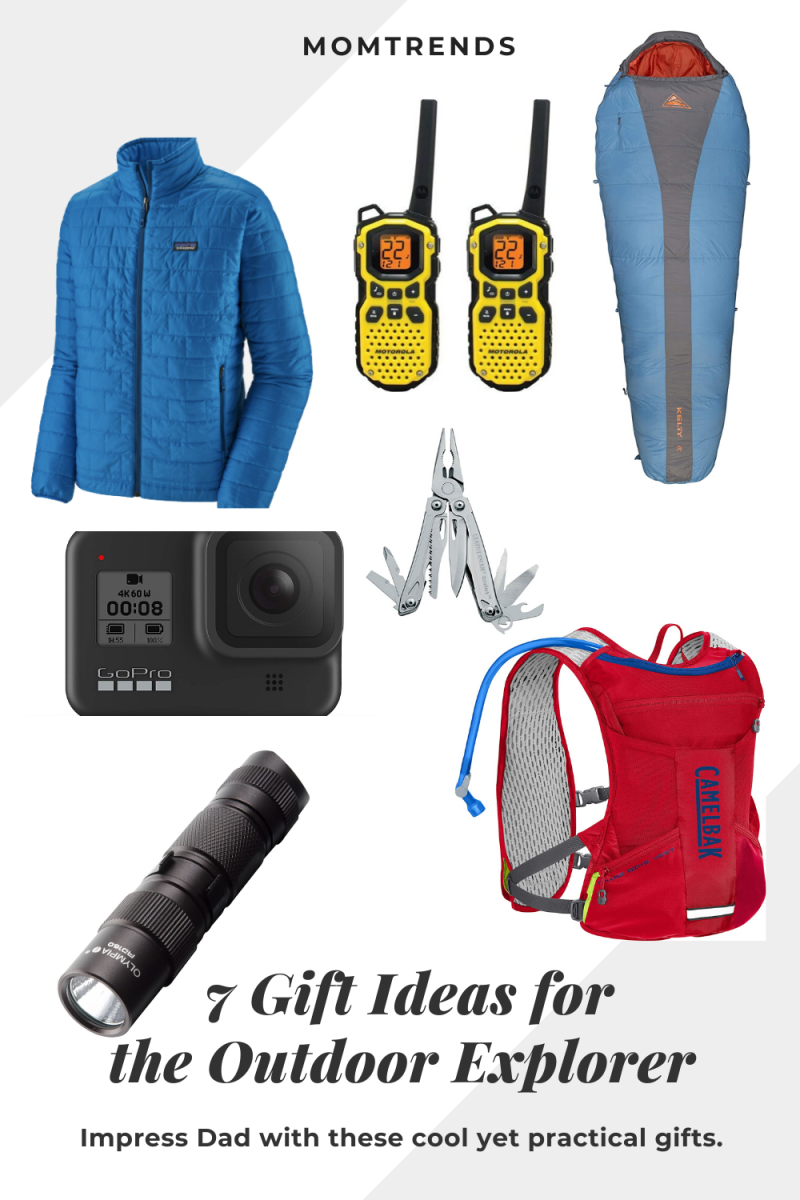 10 Gift Ideas for the Dad on the Go