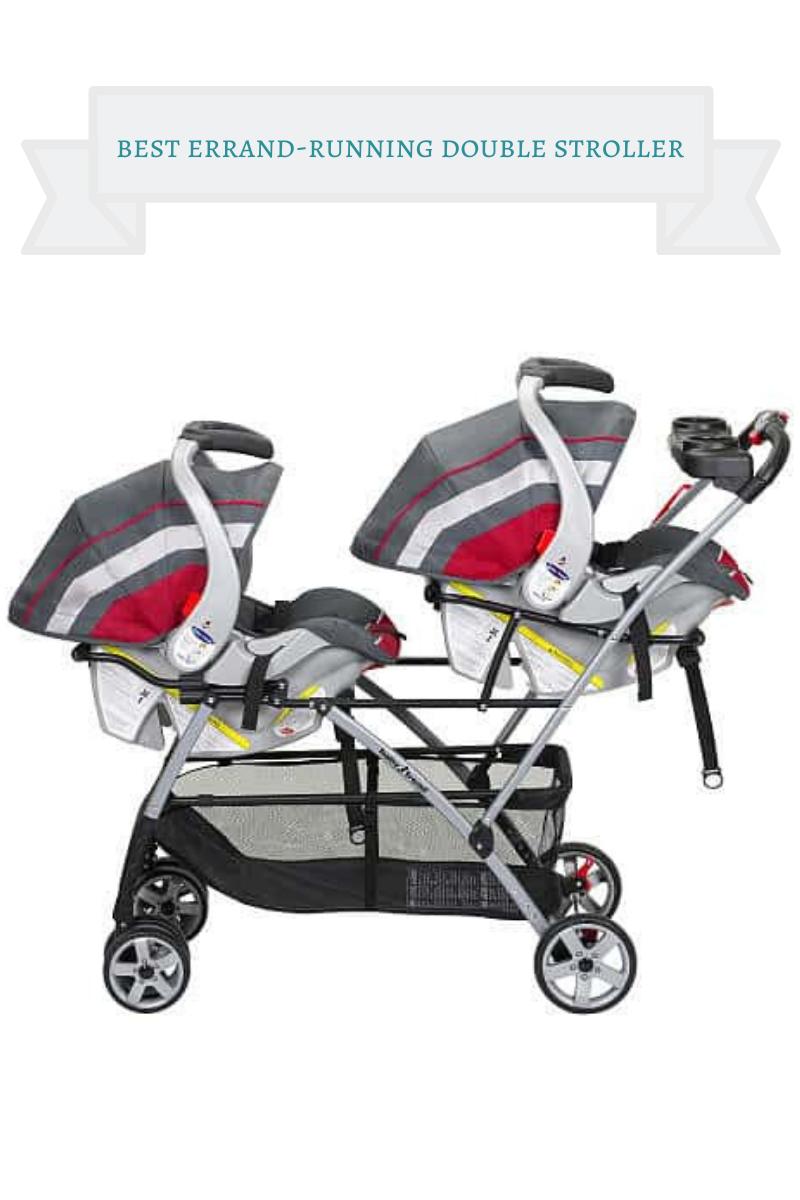 2020 best errand double stroller (2)