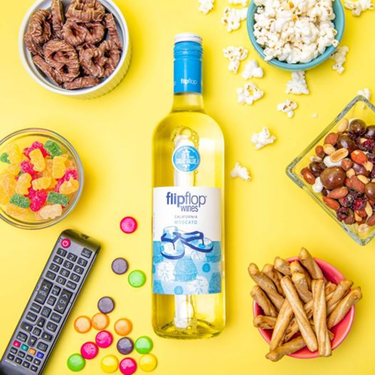 Cheap and Delicious Finds from Flip Flop Wines