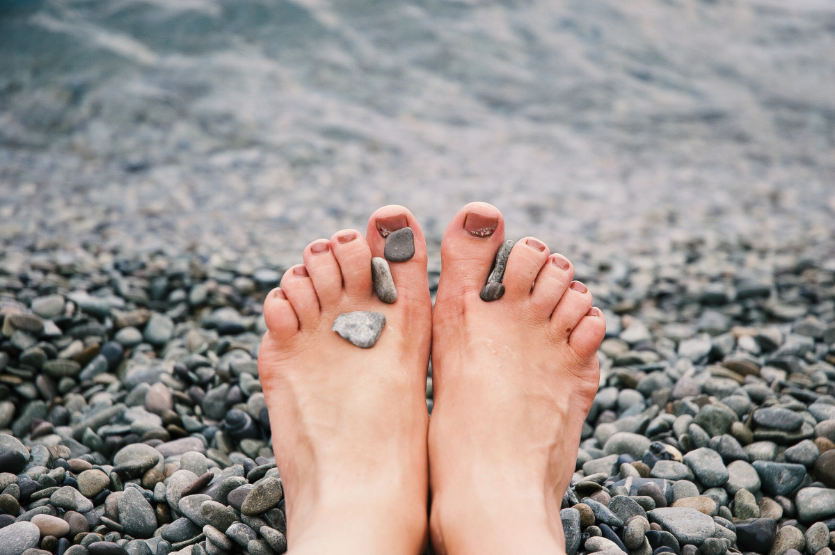 Get Healthy Happy Summer Feet