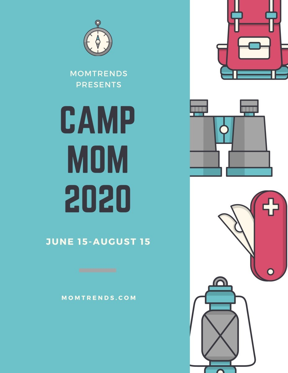 Camp Mom Summer Activities Week Two