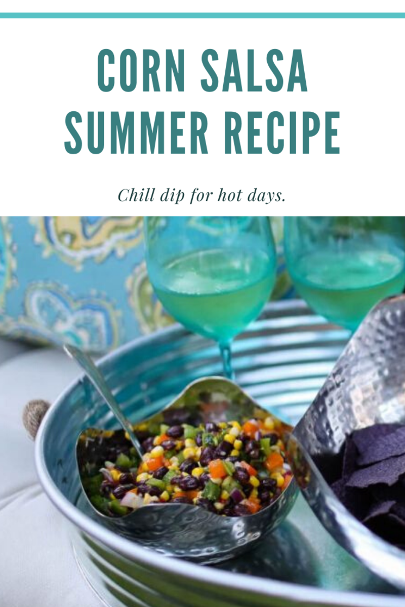 Perfect Summer Corn Salsa Recipe