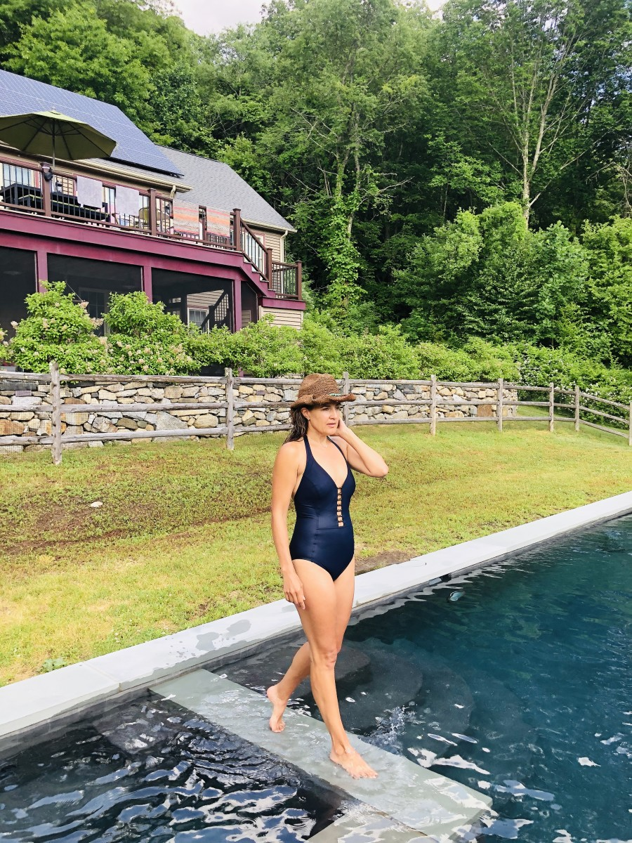 Gorgeous Swimsuits for Women Over 40