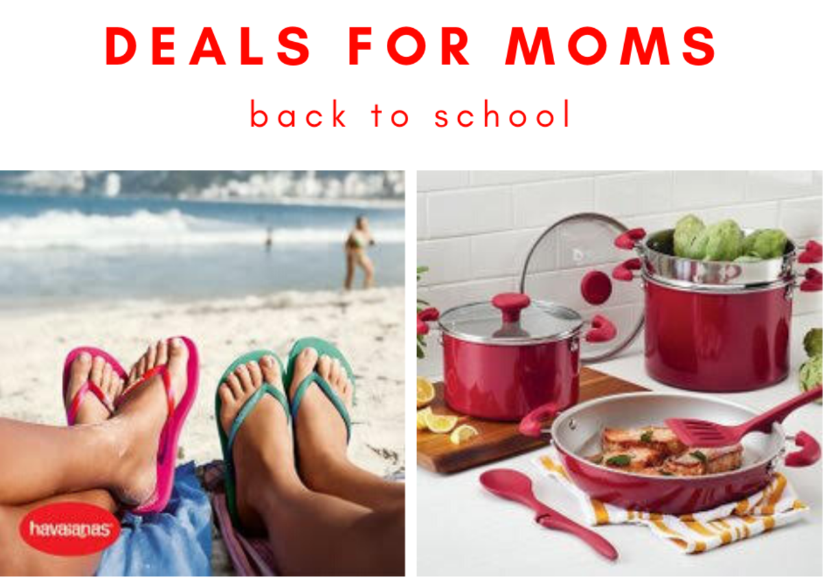 Zulily deals for moms