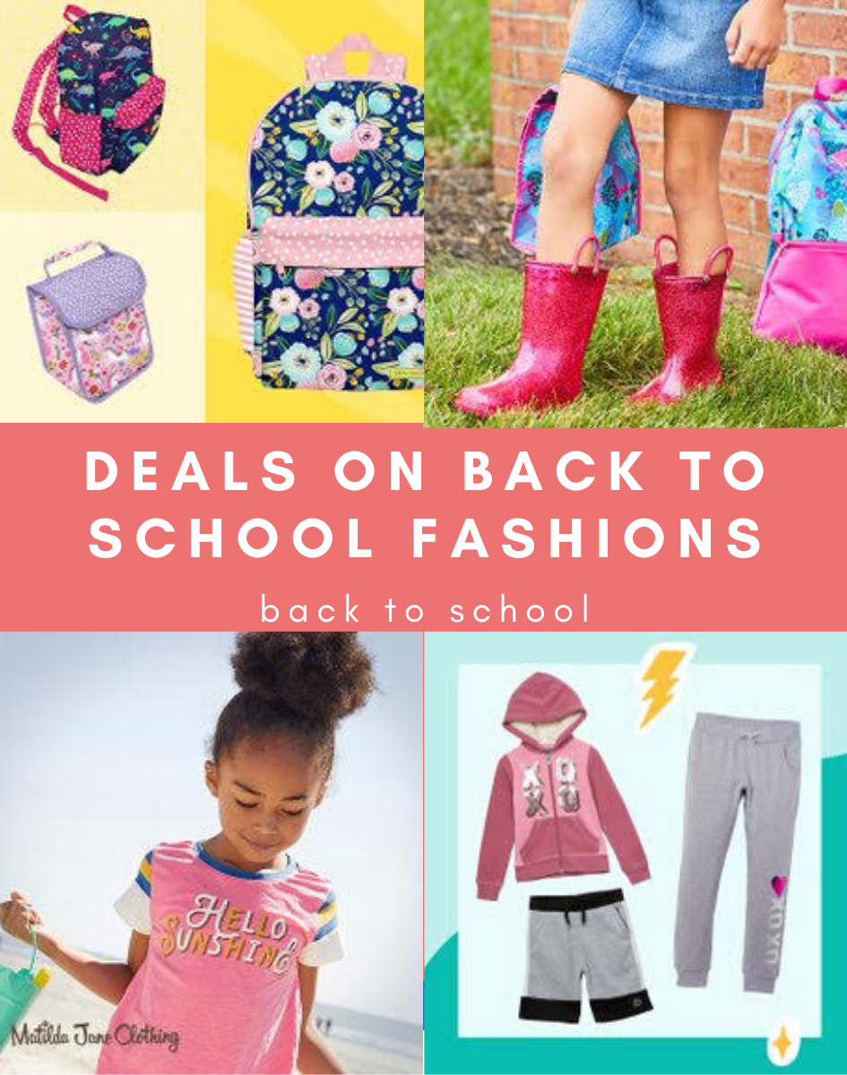 Ten Things you Kids Need from Zulily this Week