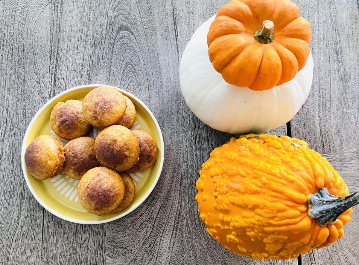 Pumpkin Spice Dirt Bomb Recipe