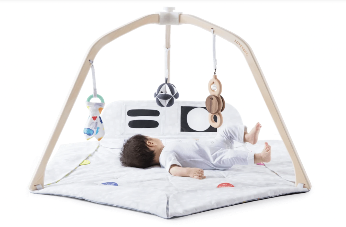 Best Wooden Play Gym to Keep Baby Busy