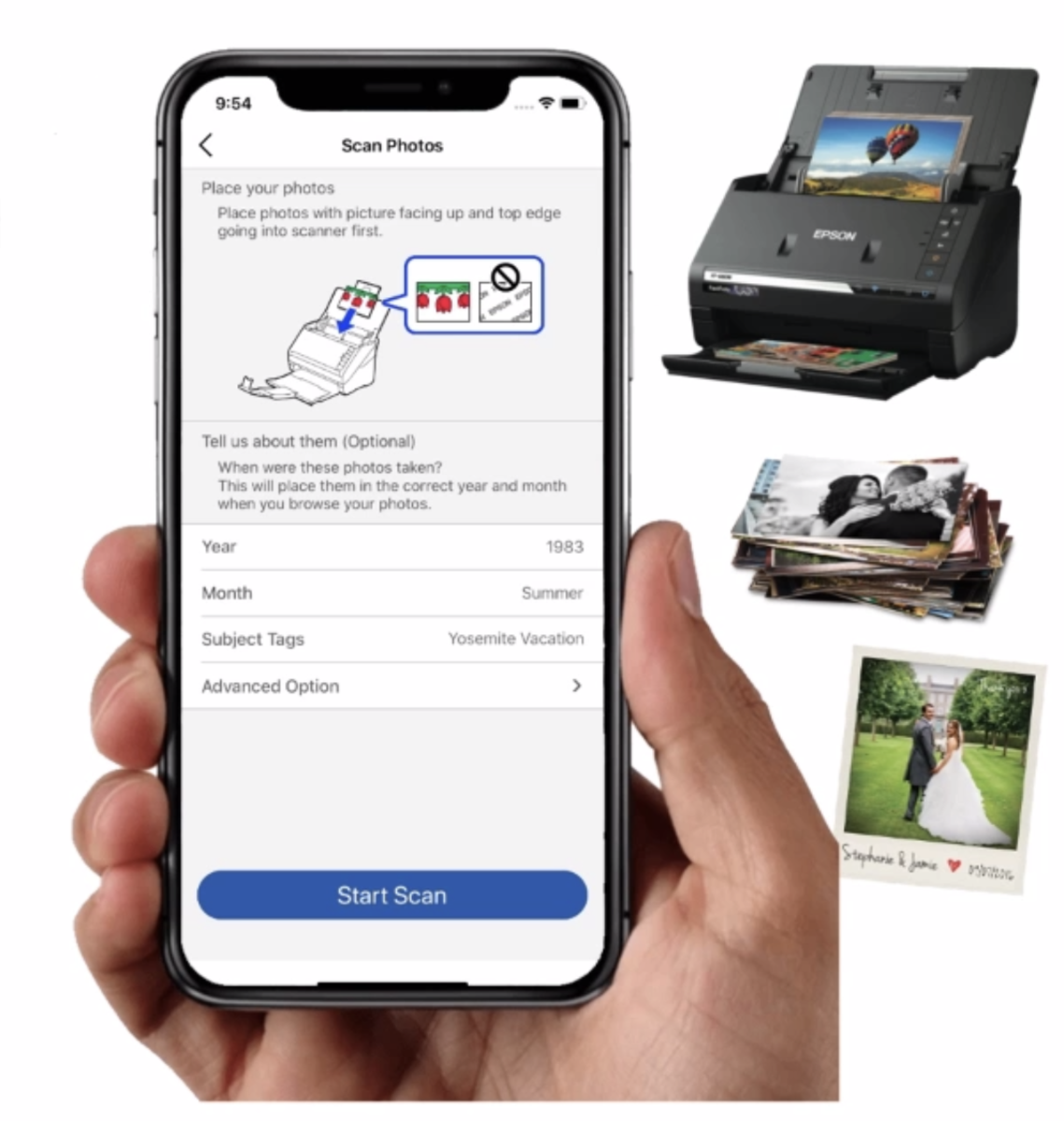 Sharing Scanned Photos Just Got Easier