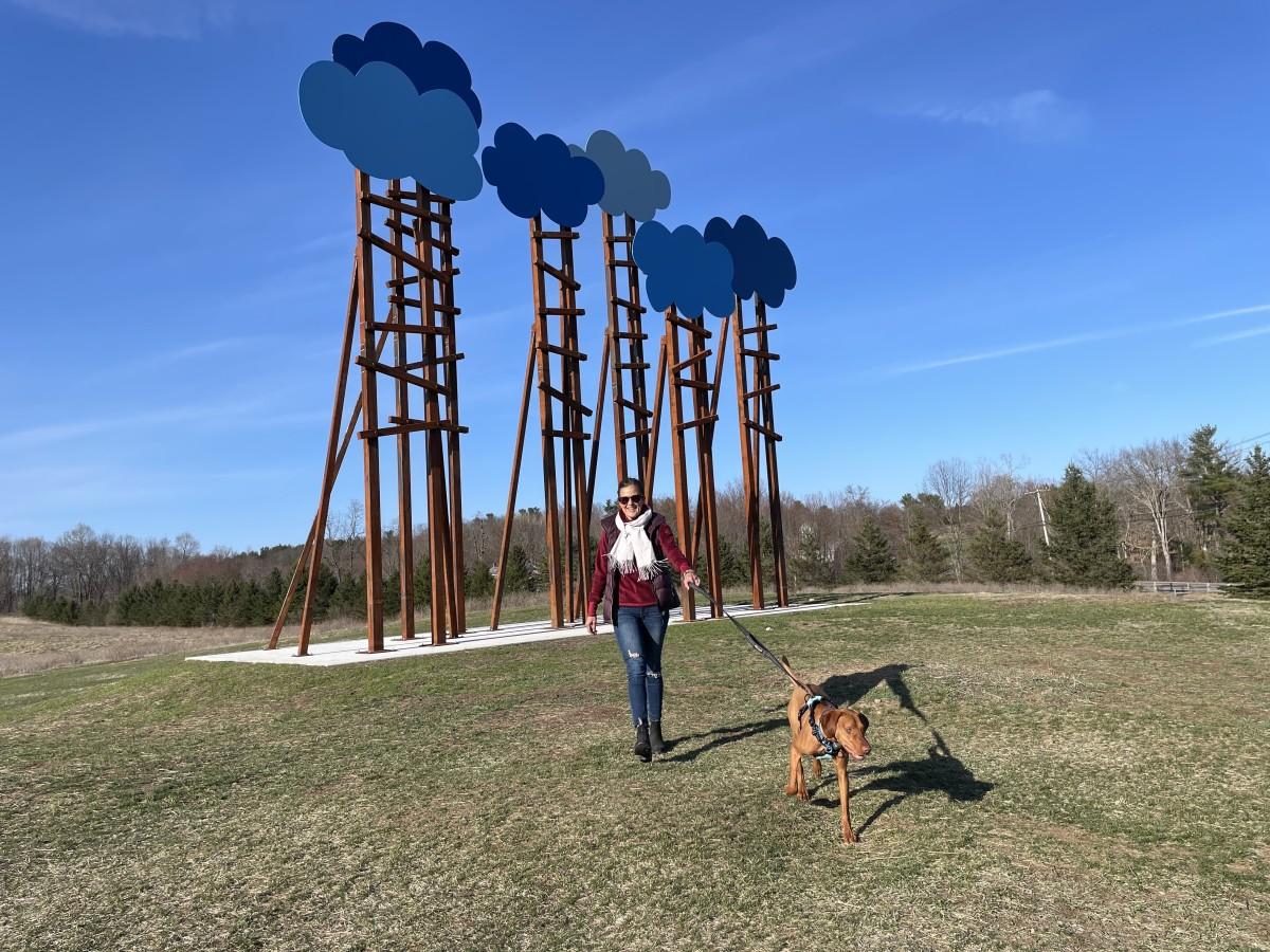 Plan Your Family Visit to Art Omi Sculpture Park