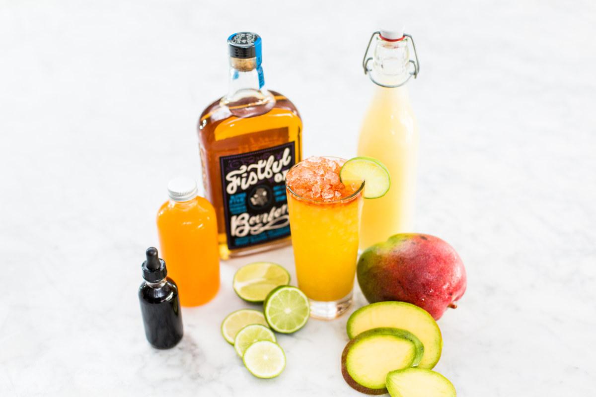 WTF (Whiskey Tiki Foxtrot)_Fistful of Bourbon